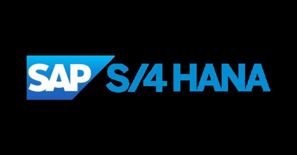 SAP S4 HANA Logo