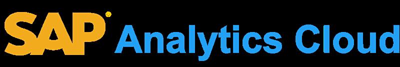 SAP Analytics Cloud Logo