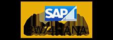 SAP BW 4 HANA Logo